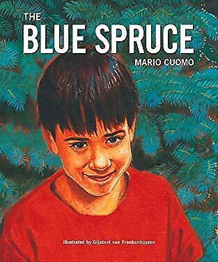 Blue Spruce by Cuomo, Mario Matthew -ExLibrary