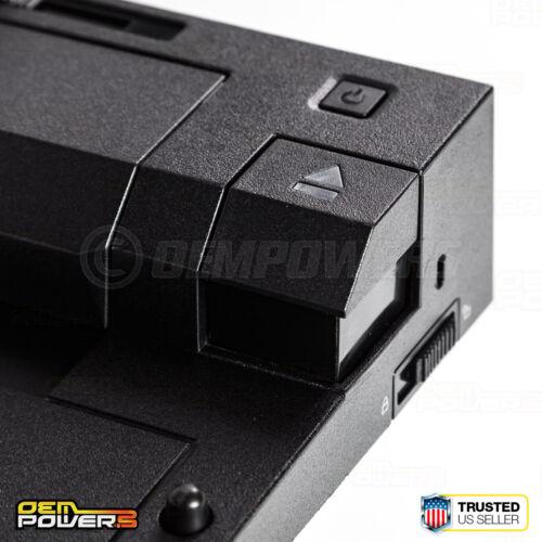 DELL Latitude E6230 E6330 E6430 E6530 E6540 PR03X E-Port Replicator 130W Adapter