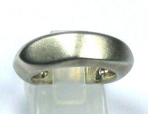 Ungewöhnlicher schwerer Ring massiv 925 er Silber mattiert Gr. 52/16,5 mm NEU - Hürth, Deutschland - Ungewöhnlicher schwerer Ring massiv 925 er Silber mattiert Gr. 52/16,5 mm NEU - Hürth, Deutschland