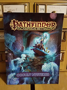 Occult Mysteries Pathfinder Campaign Setting PZO9269 ✰Sarge