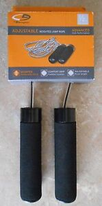 C9-by-CHAMPION-ADJUSTABLE-WEIGHTED-JUMP-ROPE-length-amp-weight-workout-NEW