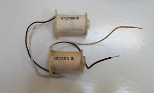 NOS Seeburg 451094 Cancel Coils for USPU1 and UDPU1 Credit Units AY DS 100/160