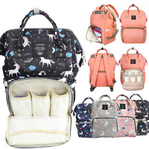 LEQUEEN-Multifunctional-Baby-Diaper-Nappy-Backpack-Maternity-Large-Capacity-Bag
