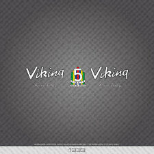 01333 Viking Severn Valley Bicycle Stickers - Decals - Transfer
