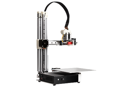 Beautiful Tiertime Mk3-ex 3d Printer, Reliable And Safe In Long Time Home/school Printing