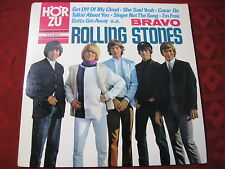LP THE ROLLING STONES Bravo !! Original HÖRZU
