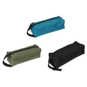 Zipper-Tool-Bag-Pouch-Organize-Storage-Small-Parts-Hand-Tool-Plumber-Electrician