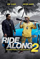 Ride Along 2 (dvd in a blue ray slipcase) free shipping