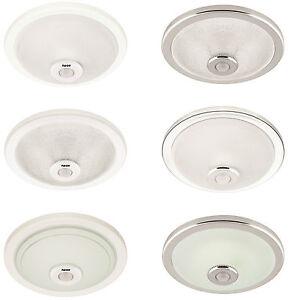 sensor lampe mit bewegungsmelder deckenleuchte deckenlampe treppenleuchte ebay. Black Bedroom Furniture Sets. Home Design Ideas