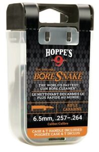 Hoppe-039-s-9-Boresnake-DEN-New-Style-for-2020-w-T-Handle-Gun-Cleaning-Rope