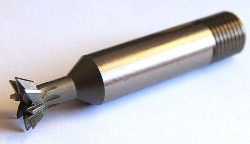 "SCT Imperial Dovetail Milling Machine Cutter 5//8/"" Diameter 60 /' HSS Chronos"