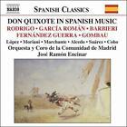 Don Quixote in Spanish Music (CD, Apr-2007, Naxos (Distributor))