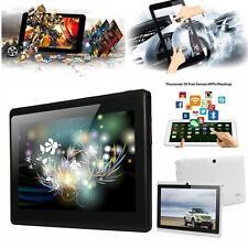 "7"" 512M 4GB A33 Quad core Dual Camera Sim Android 4.4 Tablet PC WIFI EU NEW*"