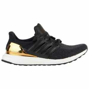 new arrival e1987 7449e Details about adidas Ultra Boost Black/Kurz Gold Foil | Medal Pack Men's  BB3929