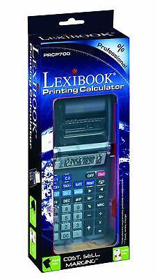 Honing Lexibook Calculatrice Imprimante De Bureau Professional