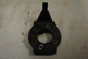 Hydraulic Pump Rotating Block Cover/Plate - CAT 252 Skid Steer