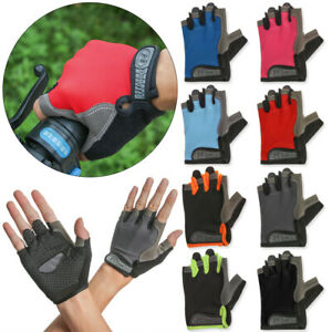 Summer-Riding-Hand-Gloves-Bicycle-Gloves-Half-Finger-Mittens-Non-slip-Palm