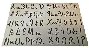 Numeros-letras-del-alfabeto-Plantilla-Vintage-Shabby-Chic-de-plastico-para-Paredes-Muebles