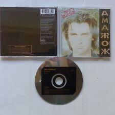 CD Album MIKE OLDFIELD Amarok remastered HDCD 7243 8 49385 2 9 Printed EU