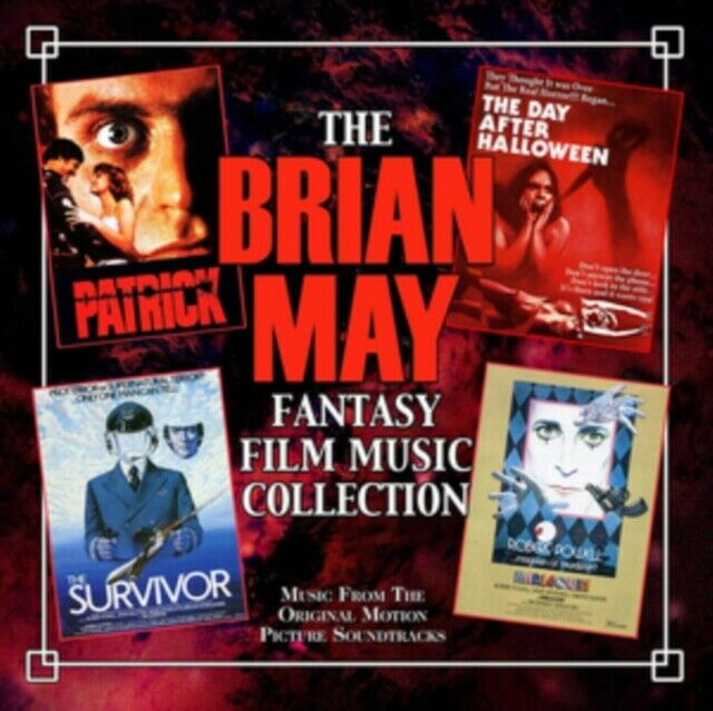 Brian May Fantasy Film Music Collection 2 CD NEW