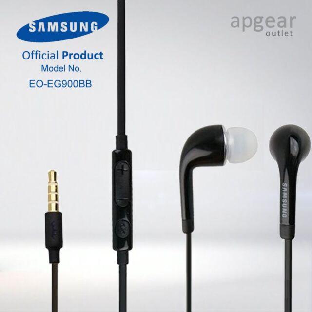 Genuine Handsfree Headphone Earphone EO-EG900BB For Samsung Galaxy Note 3 N9005