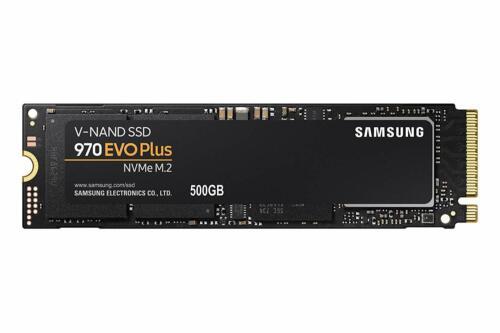 500GB PCIe NVMe M.2 Internal SSD Samsung 970 EVO Plus Series MZ-V7S500B//AM