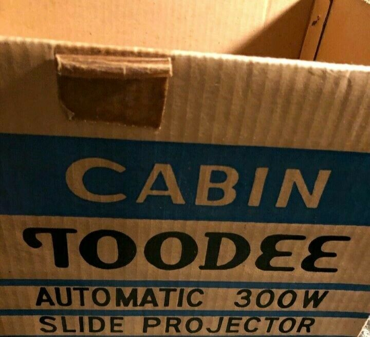Lydbillede fremviser, Cabin med fjernbetjening, Toodee