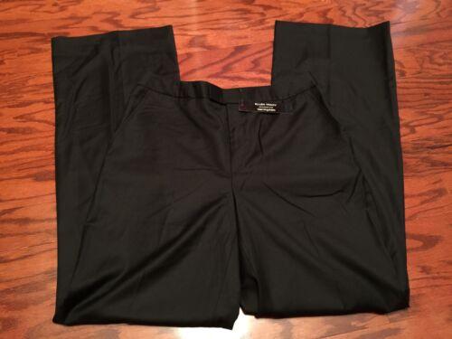 noire MSP Sz Pantalon devant laine classique Bloomingdales Nwt Ellen Tracy 8 en zwWx7PSOn