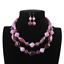 Charm-Fashion-Women-Jewelry-Pendant-Choker-Chunky-Statement-Chain-Bib-Necklace thumbnail 115