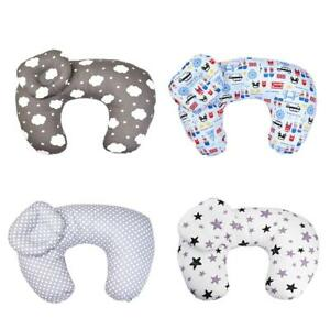 2pcs Baby Nursing Pillow Maternity U-Shape Cotton Breastfeeding Feeding Cushion