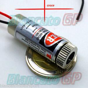 MODULO-LASER-650nm-CROCE-ROSSA-diodo-puntatore-diode-pointer-puntero-3v-5v-DC
