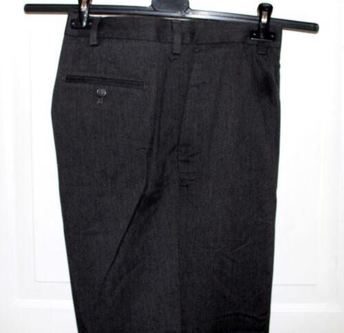 NWT Kirkland Signature Pants Slacks w//Expendable Closure Charcoal Heather Varyty
