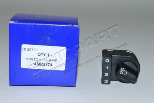 New Headlight Leveling Switch for Land Rover Defender AMR5874