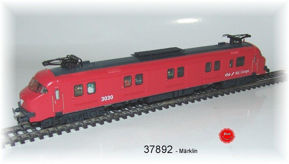 Märklin 37892 - Electric Railcar - Series MP 3000 (NS Cargo)