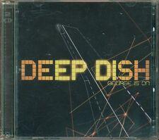 Deep Dish - George Is On 2X Cd Ottimo