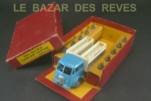 DINKY TOYS FRANCE. FORD Laitier.  REF: 25 O. + Boite.(longue)