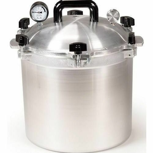 All American 921 21-1/2-Quart Pressure Canner
