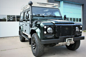 THE ICONIC 2002 DEFENDER 110 TD5 | FACTORY A/C |
