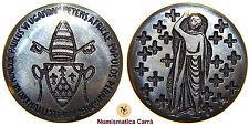 [NC] MEDAGLIA STRAORDINARIA -  PAOLO VI - VISITA UGANDA 1969 - ARGENTO (nc1793)