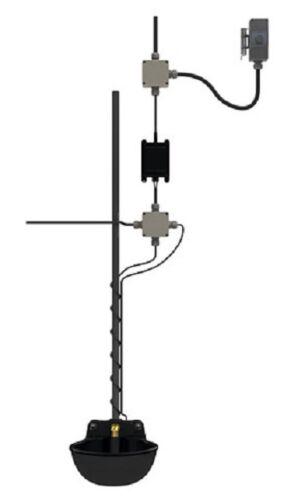Frostschutz Thermostat 3,6 kW Frostschutz-Thermostat Tränkebecken 222794