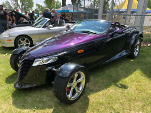2000 Plymouth Prowler Leather