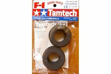 TAMIYA 40024 1/14 TamTech F-1 Front Sponge Tires (1 Pair)