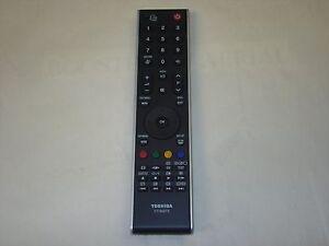 Remote control for toshiba ct 90273, ct 90274, ct 90287, ct.