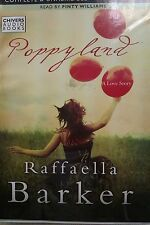 Poppyland by Raffaella Barker: Unabridged Cassette Audiobook (L4)
