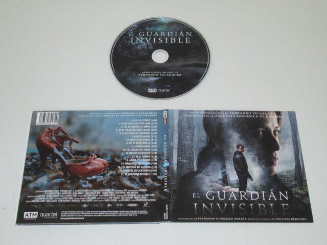 El guardian Invisible/Colonna sonora/Fernando Velazquez Quartet (qr272) CD Album