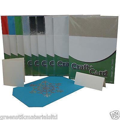 A4 White Stencil Board Craft /& Card Making Sheets Cameo 2 Portrait Curio