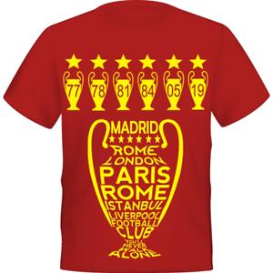 Liverpool-6-European-Cups-Six-Stars-LFC-Retro-Football-Tshirt-Classic