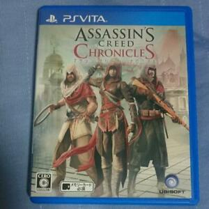 Assassin S Creed Chronicles Psv Vita Japanese Version
