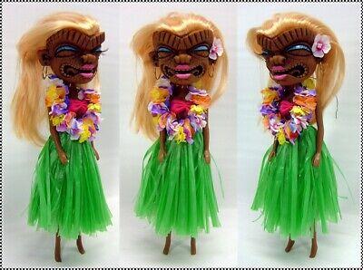 "Kiki Tiki by Drastic Plastic Designer Vinyl Tiki God 12/"" Action Figure Doll"