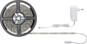 Paulmann SimpLED 78972 LED-Streifen-Komplettset mit Stecker 12V 5m